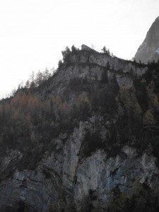 Wanderung Dolderhütte 2012