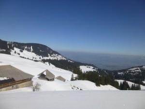 Schneeschuhwanderung 2014